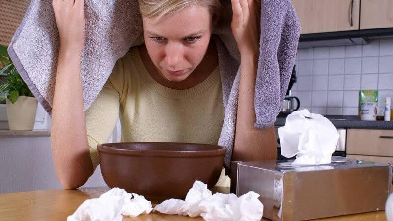 Как делать ингаляцию с картошкой и содой при кашле