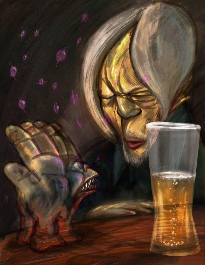 Симптомы и лечение алкогольных психозов у мужчин и женщин