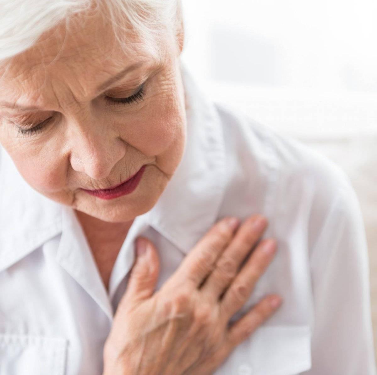 Может ли болеть одна грудь во время климакса