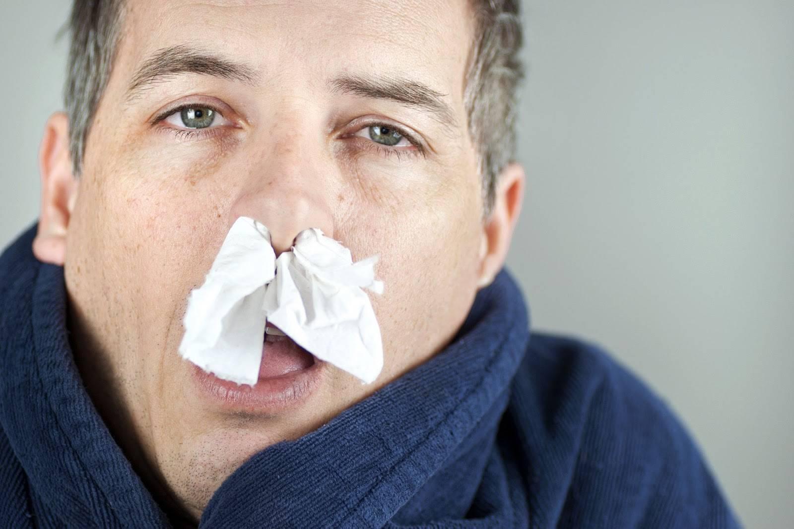 Лечение детского вирусного ринита (насморка)