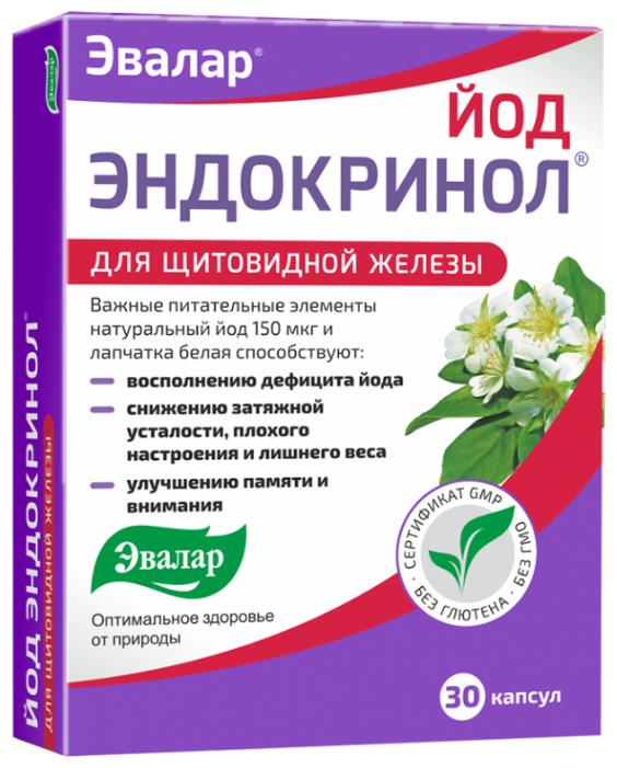 йод для щитовидной железы препараты