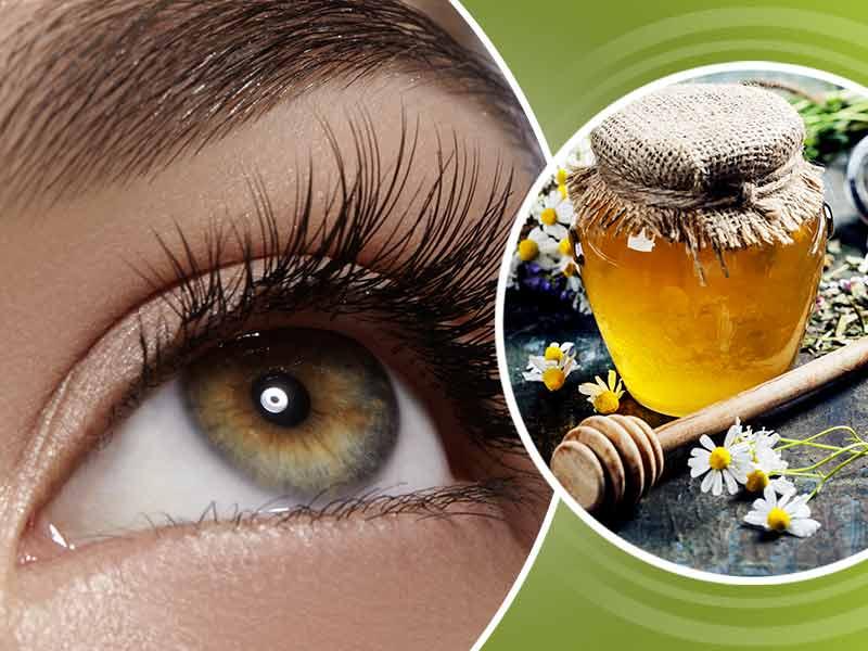 Лечение глаз медом в домашних условиях отзывы