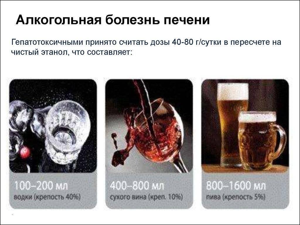 Лечение алкогольной болезни печени - медицинский портал eurolab
