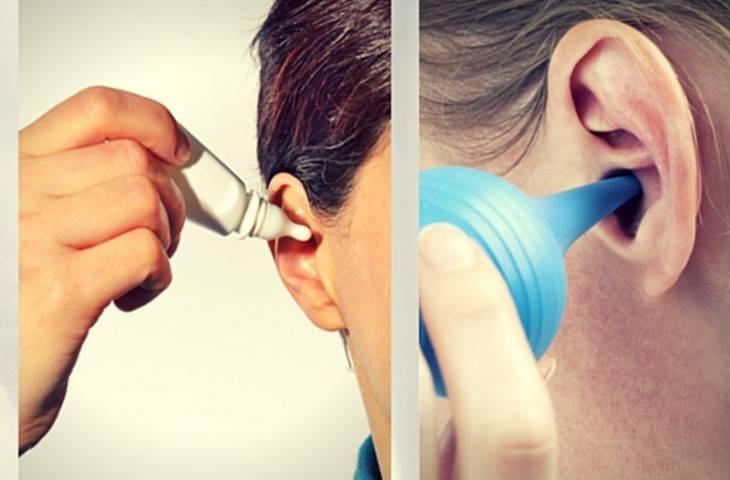 Что делать если ухо заложило и не слышит в домашних условиях?