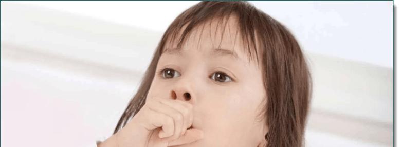 сильный кашель у ребенка ночью до рвоты