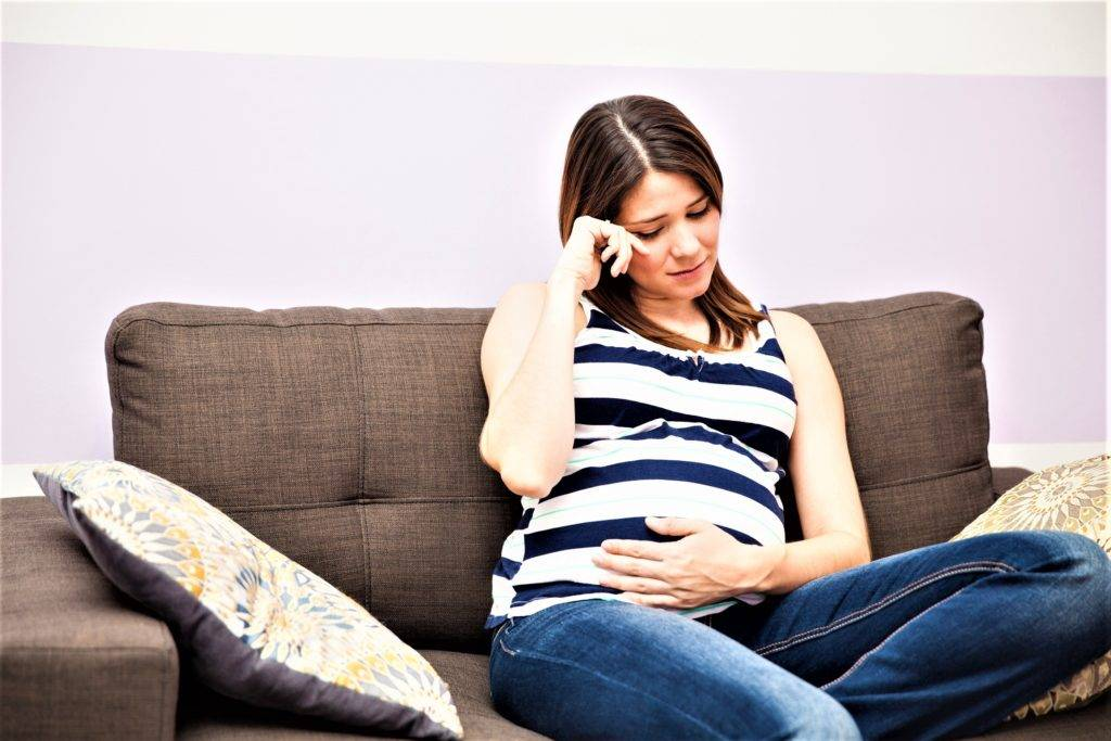Панические атаки при беременности