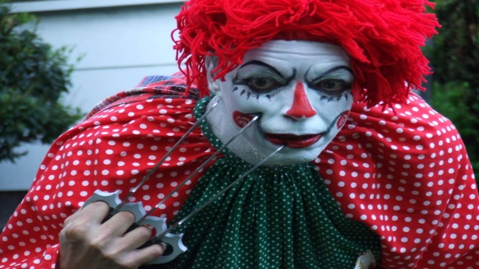 фобия боязнь клоунов