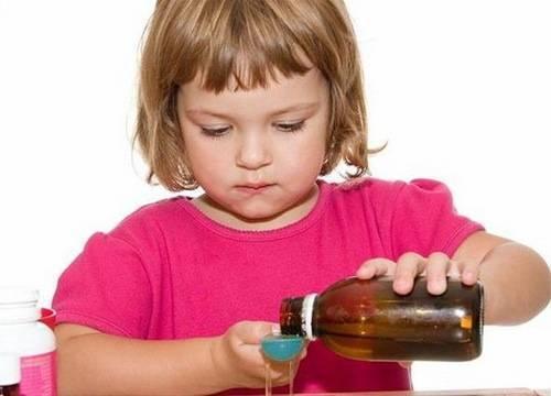кашель у ребенка 3 года не проходит