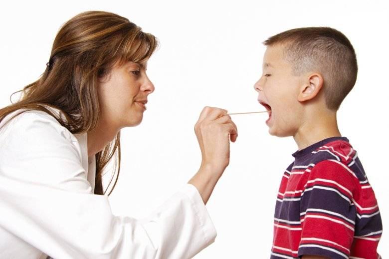 хрипы в горле у ребенка