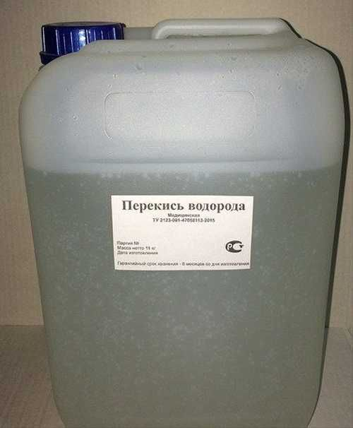 Перекись водорода и псориаз