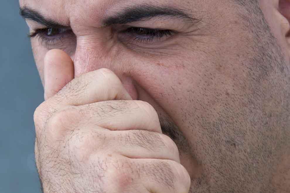 как избавиться от зуда в носу