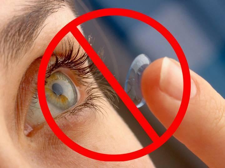 Здоровье глаз на долгие годы: как ухаживать за контактными линзами?