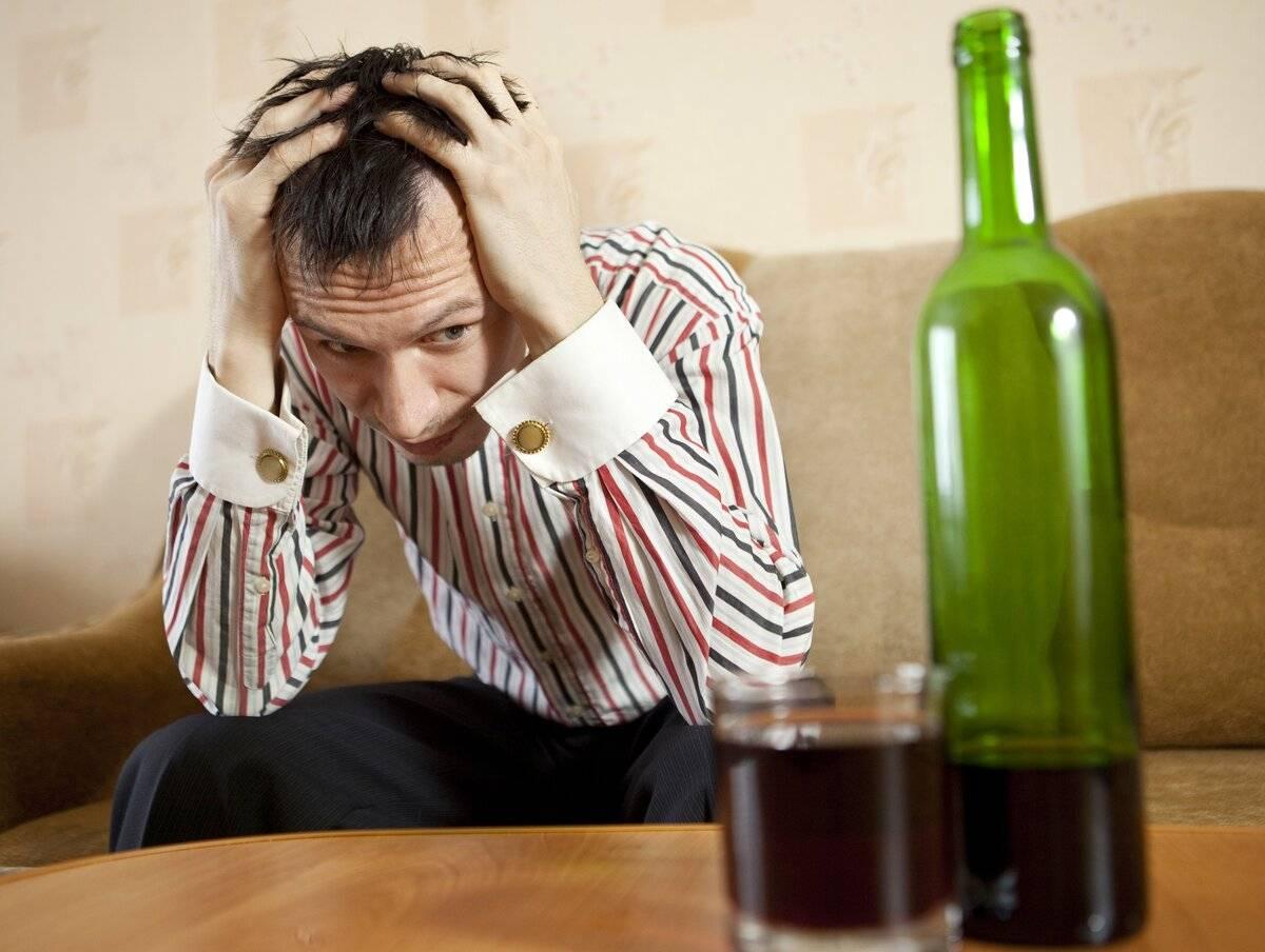 что такое алкогольный психоз