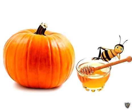 Рецепт для печени тыква с медом рецепт