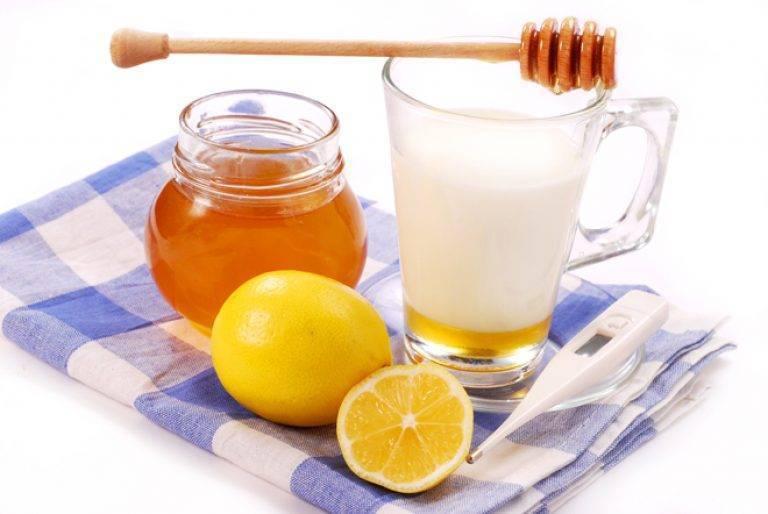 Молоко с медом от кашля: лучшие рецепты