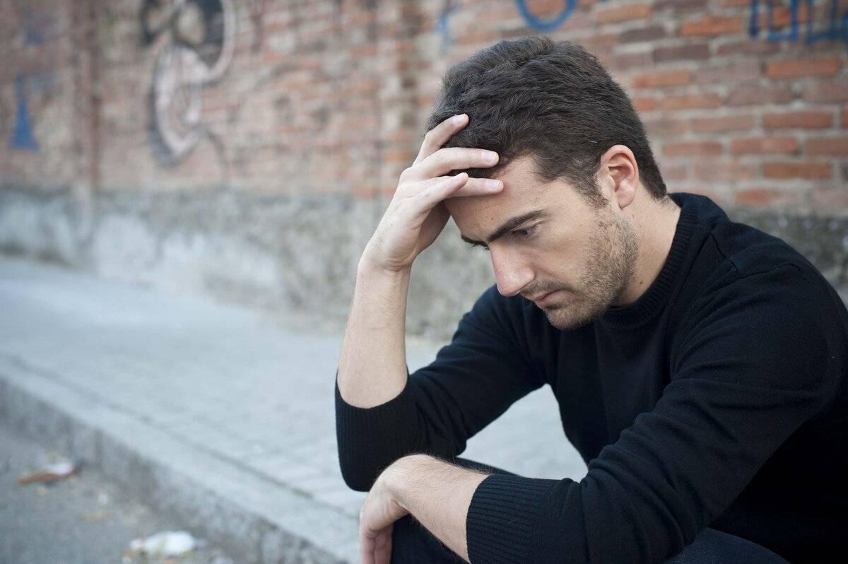 Как избавиться от мужской депрессии