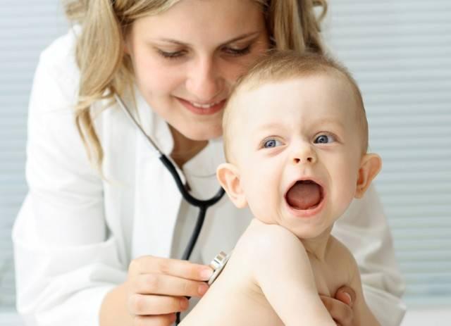 Ларинготрахеит у ребенка: симптомы и лечение, применение антибиотиков