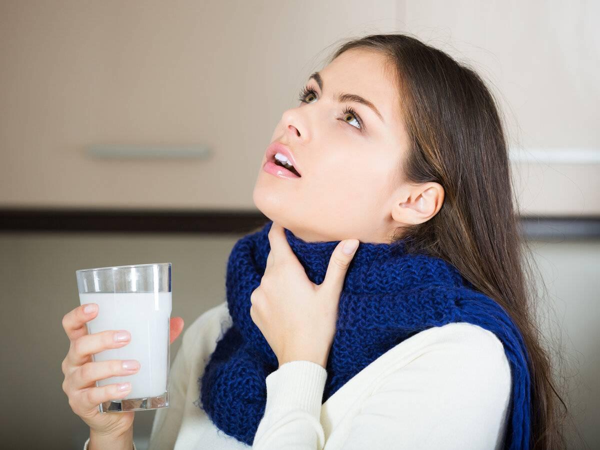 Боль в горле без температуры – причины, лечение