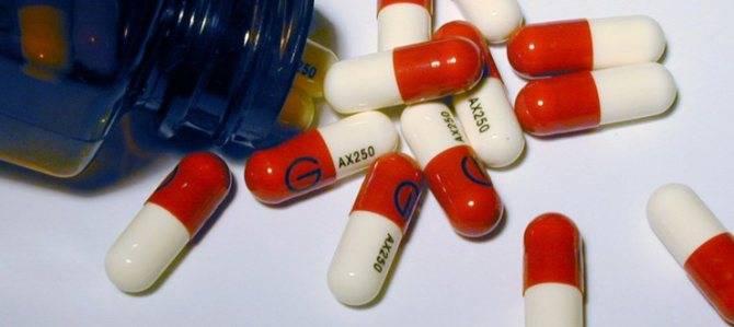 Нелактационный мастит лечение антибиотики