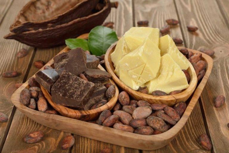 масло какао от кашля как принимать