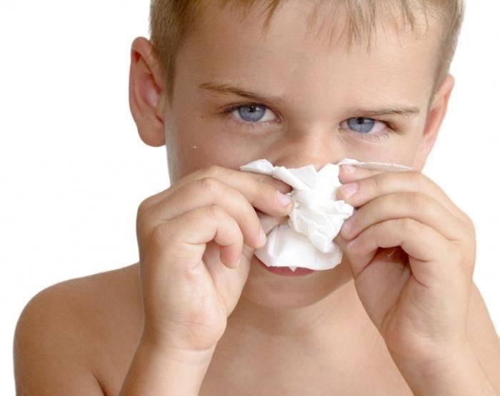 При насморке неприятный запах в носу
