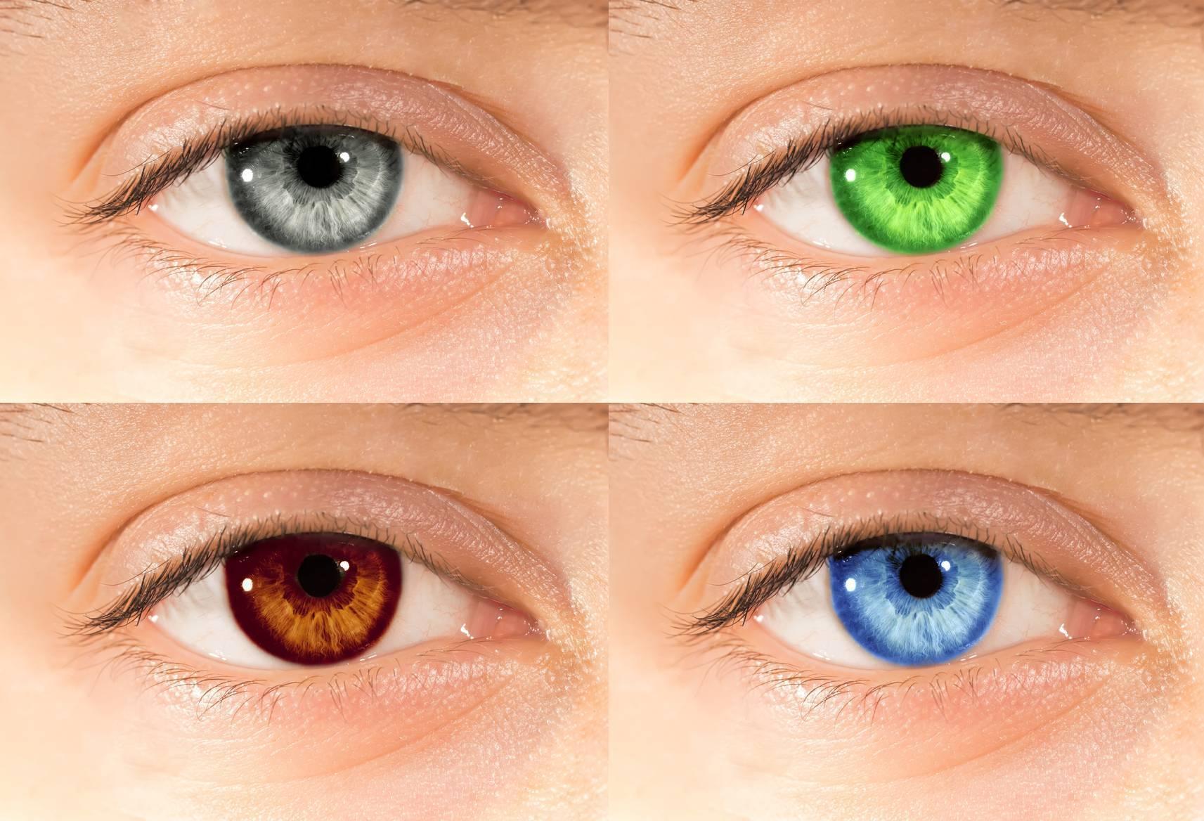 опасны ли цветные линзы для глаз