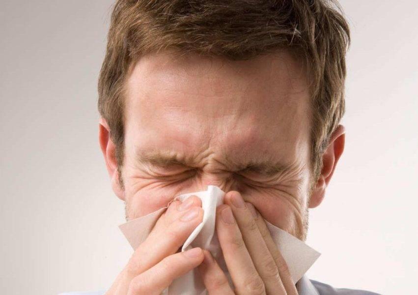 заложен нос болят глаза и голова