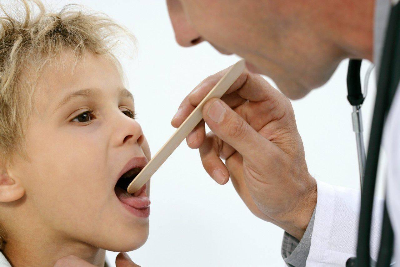 ринофарингит у детей симптомы