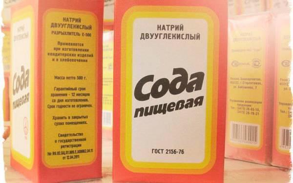 Сода при цистите у женщин