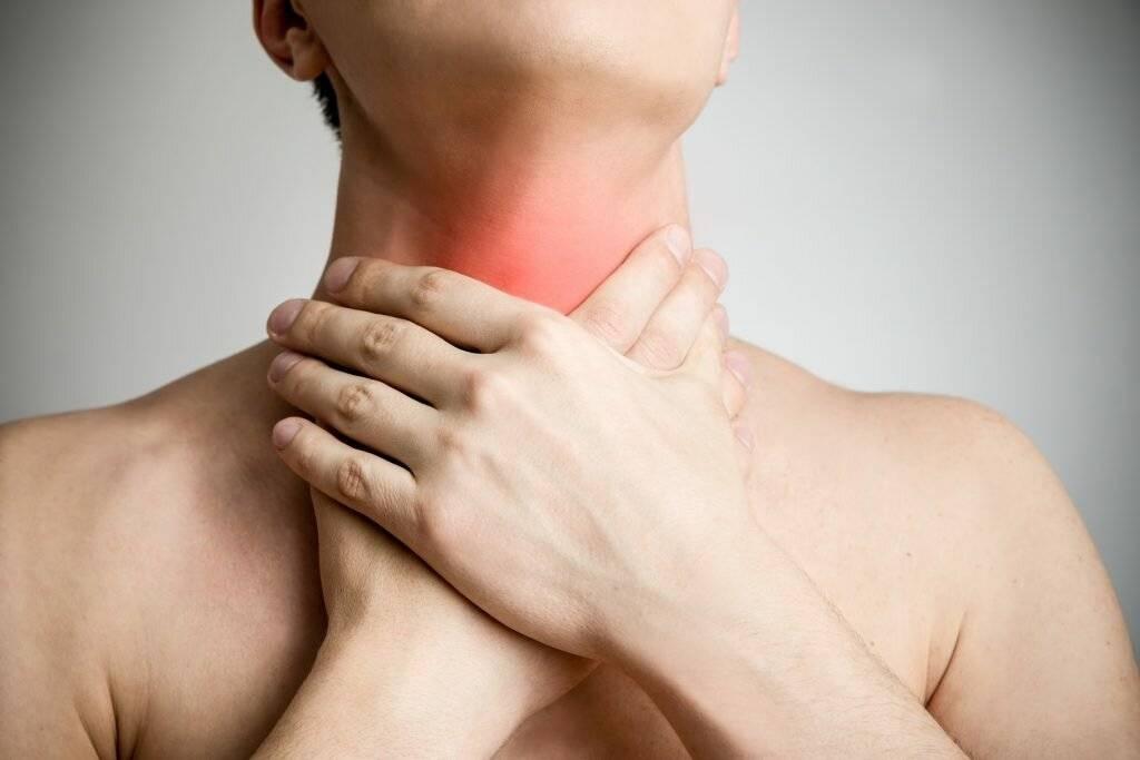 Щитовидная железа если болит симптомы лечение