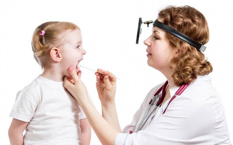 чем лечить аденоиды у детей