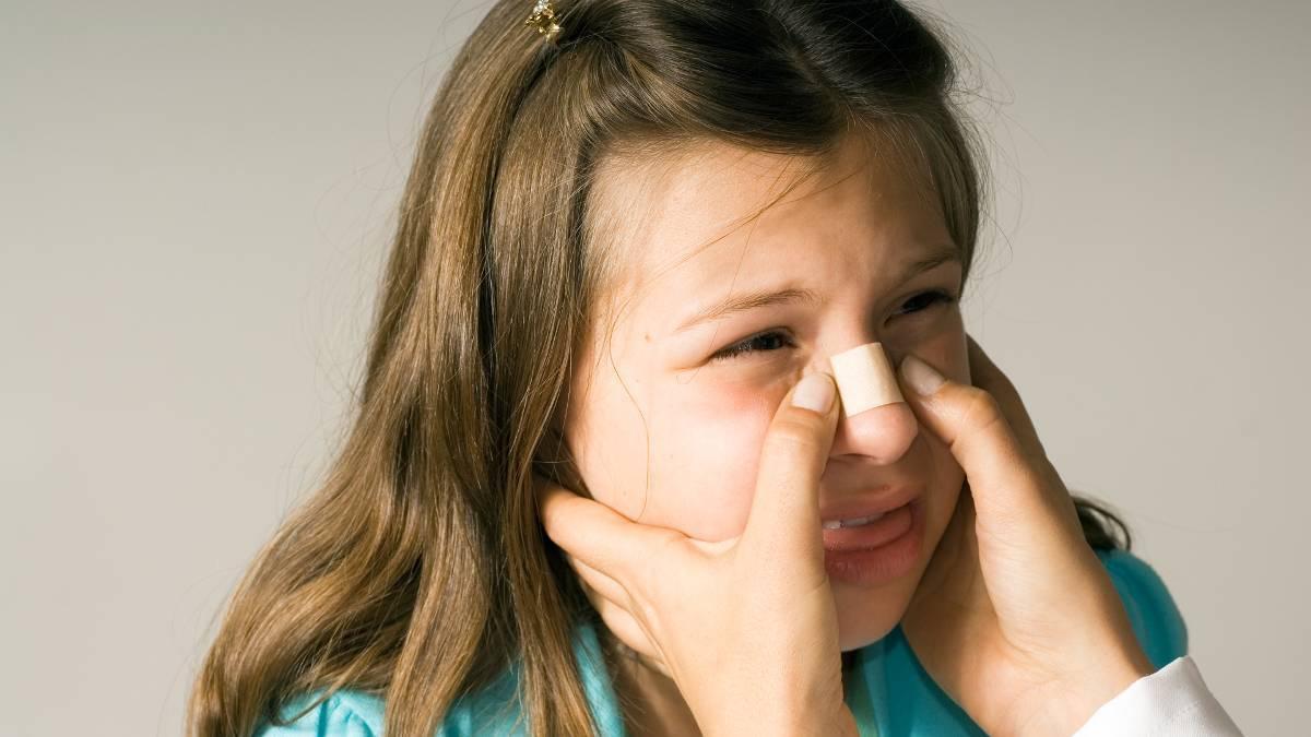 Синусит у детей: как лечить?
