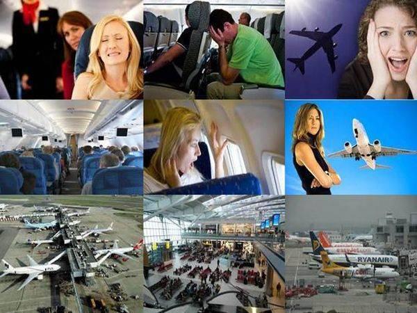 Воздушная тревога: как люди борются с аэрофобией