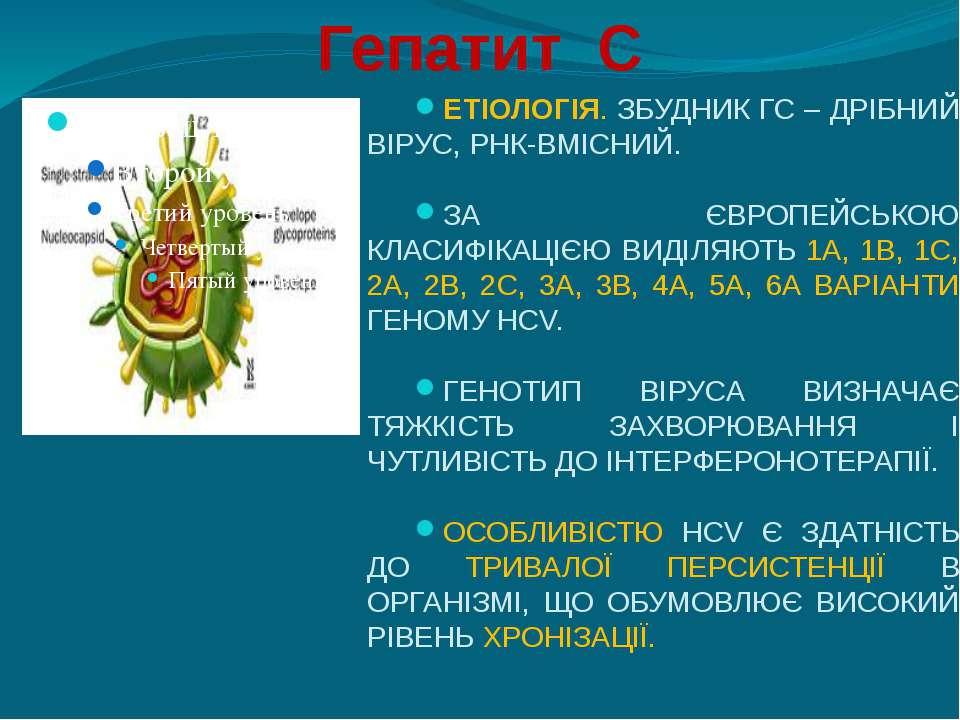 Гепатит с генотип 3ab что это