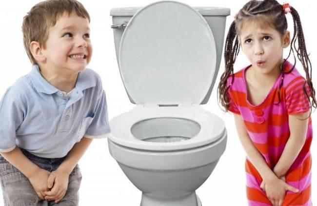 как лечить цистит у детей 5 лет
