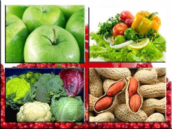 Какие фрукты снижают холестерин в крови?