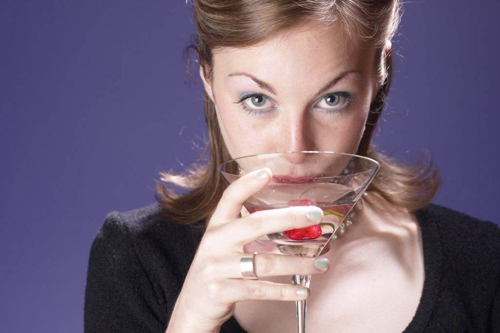 красное вино при ангине