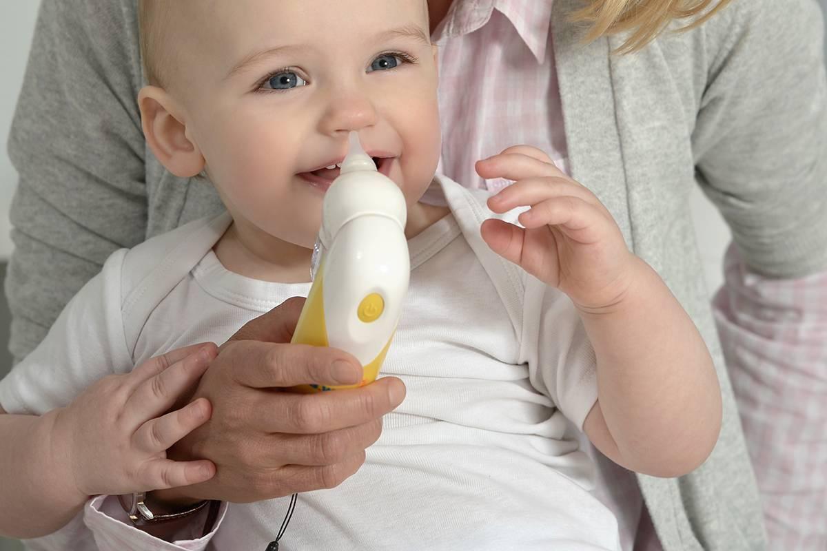 как быстро вылечить насморк у ребенка 3 лет