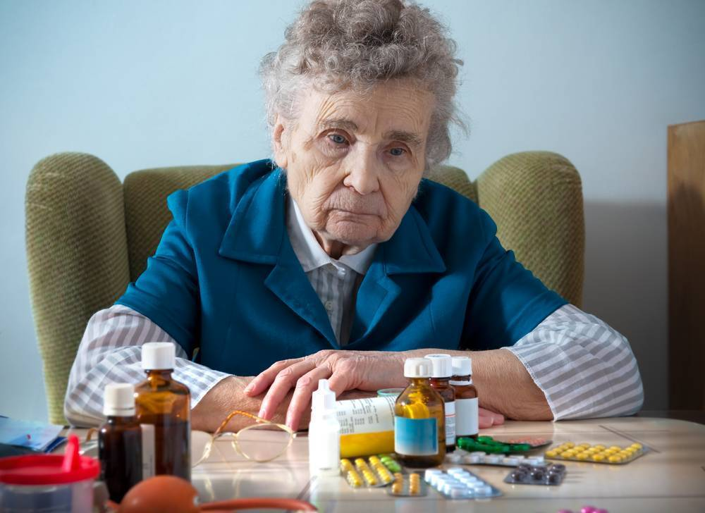 Депрессия у пожилых людей: особенности лечения