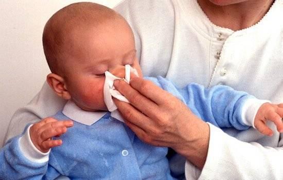 Кашель и насморк у 3-х месячного малыша:  все о беременности и детях