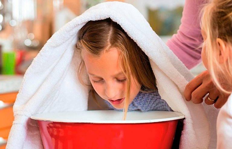 Лечение ларингита в домашних условиях у взрослых и детей