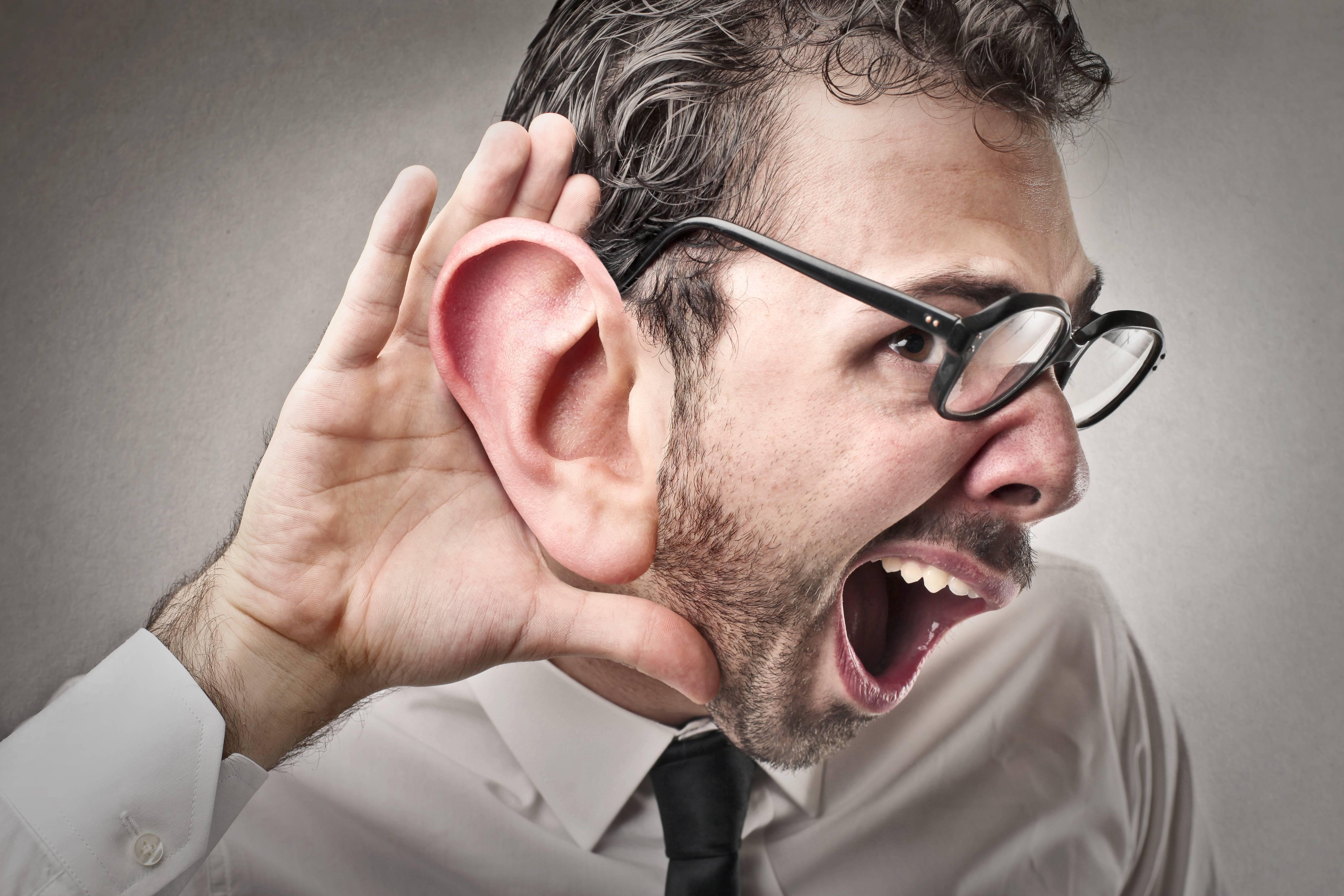 Нейросенсорная потеря слуха