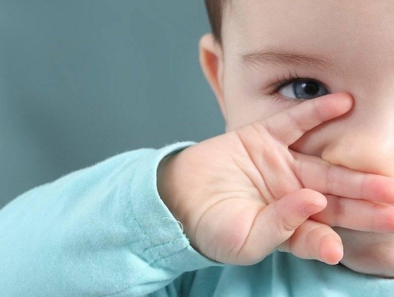 лечение насморка у ребенка 2 лет