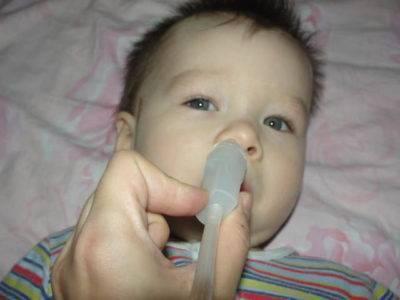 заложенный нос у ребенка комаровский