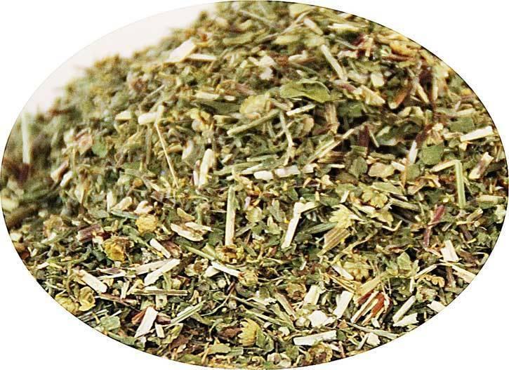 лекарственные травы от глистов