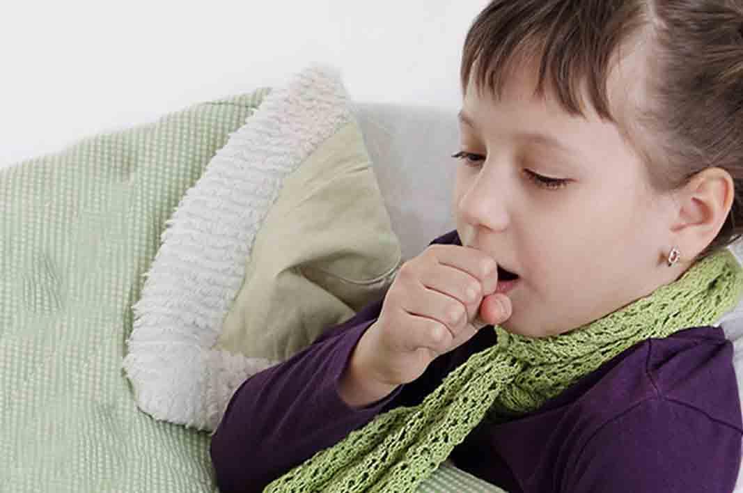 компресс при сухом кашле у ребенка