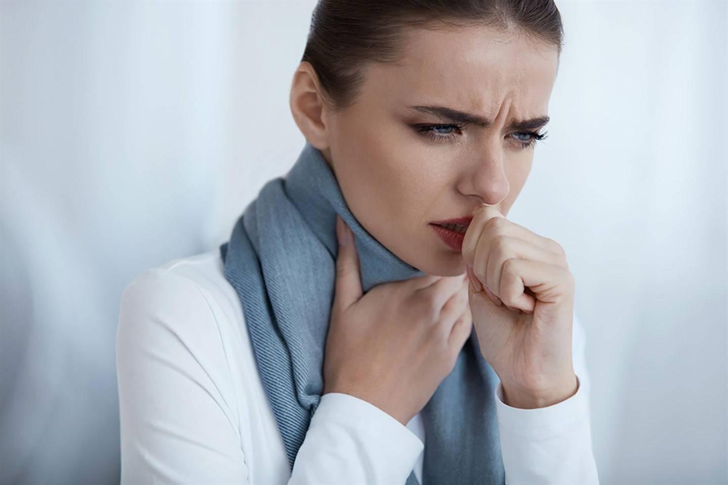 Лечение надсадного кашля