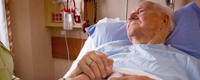 Больно ли умирать от рака печени