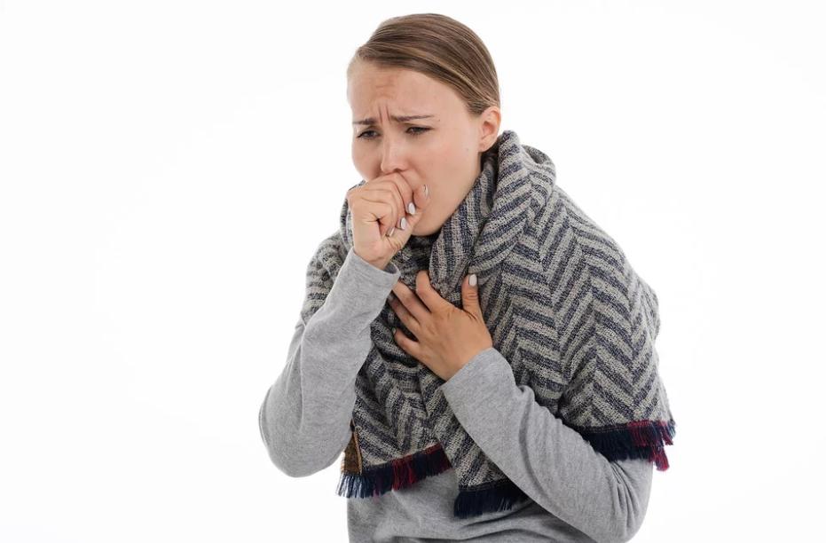 кашель без простуды