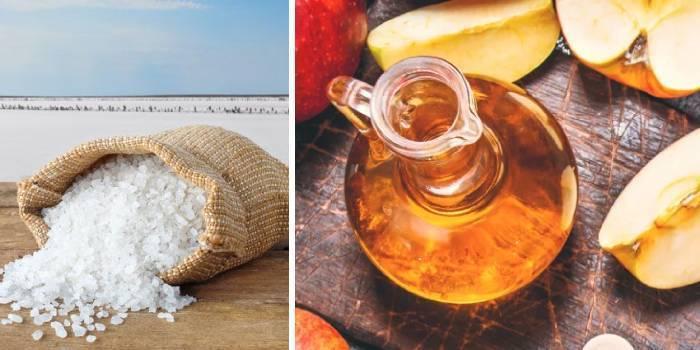 Полоскание горла яблочным уксусом: состав и показания для применения